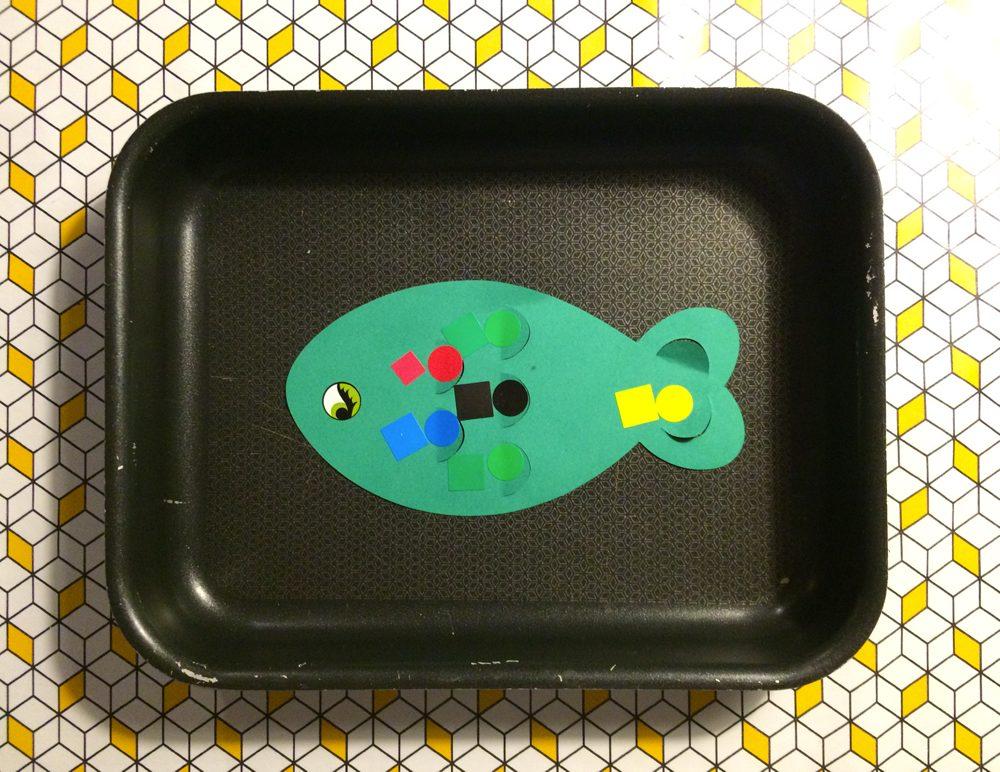 Hummm!!! Le bon poisson