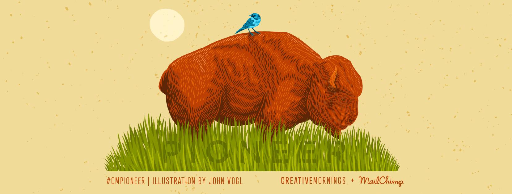 C'est la 4e édition des CreativeMornings Lyon !