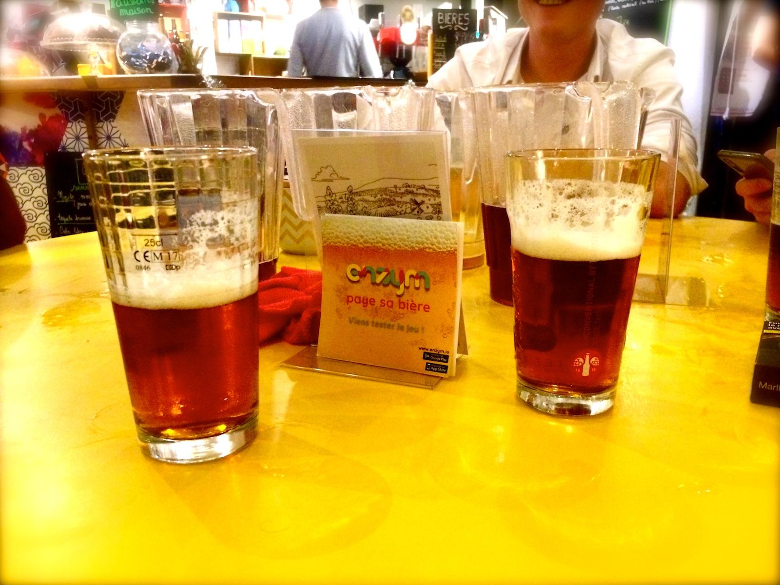 Nouvelle semaine, l'Happyness Digital Coffee and Beer se poursuit encore au Patchwork Café!