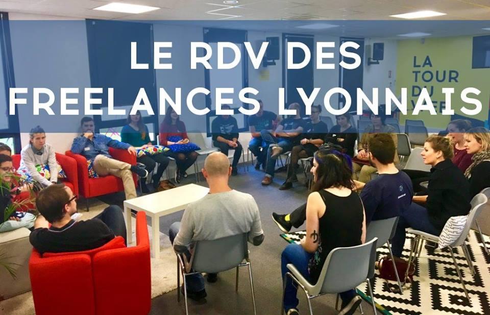 Le RDV des Freelances Lyonnais du mois de décembre