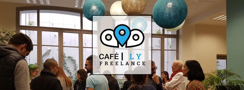 Je fais mon Show (présentation) au Café Freelance by Coworkees Lyon, le 8 octobre 2019
